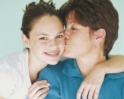 affordable dental braces for mom and daughter