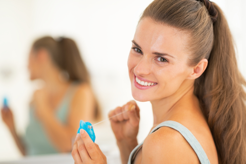 Floss To Understand What Flossing Does For Dental Hygiene – Allows For Cheap Dental Bills