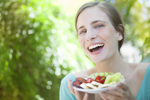 eat healthy for affordable dental care